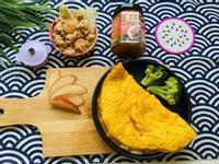 台塑餐飲-義大利肉醬海陸蛋包&肉醬炒牛柳