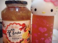 蜂蜜 檸檬 柚子茶