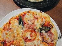 軟Q薄料pizza(低溫發酵)