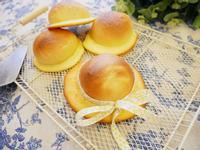 絕不失敗「帽子麵包」偷吃步的可愛外型♡