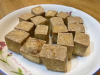 氣炸豆腐(偽臭豆腐)