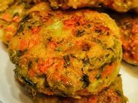 南瓜蔬菜煎餅