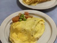 日式咖哩歐姆蛋包飯
