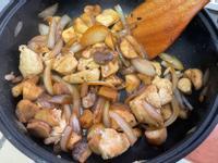 洋蔥菇里肌肉