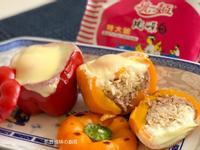 炒泡麵甜椒盅🎶