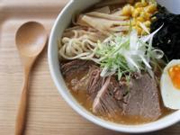 【大吟釀薄鹽醬油】湯頭濃郁的日式叉燒醬油拉麵