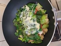 時蔬燉米型麵