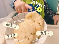 超簡單山藥蘋果煎餅/寶寶副食品