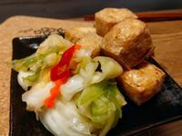 台式蒜味泡菜