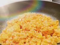🍳下班快煮🍳鮭魚鬆蛋炒飯