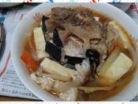 清蒸豆腐魚骨