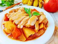 馬鈴薯燉雞腿排(電鍋版)