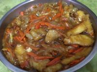 咖哩鯛魚片