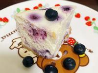藍莓乳酪蛋糕 電子鍋版/電鍋版