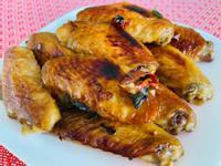 椒香蜜汁雞翅(常備菜)