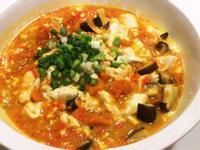 鹹蛋豆腐煲