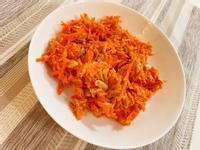 鮪魚涼拌胡蘿蔔