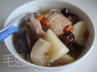 山藥(淮山)香菇雞湯