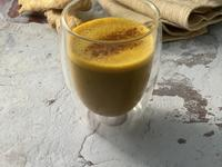 薑黃蜂蜜燕麥奶