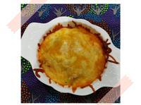 焗烤鮮蝦貝殼麵