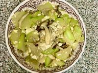 金沙鴻禧菇佐嫩豆腐