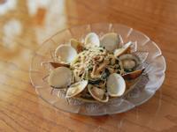 白酒蛤蜊義大利麵【低卡低醣】
