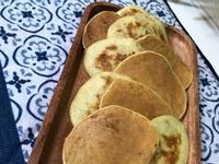 平底鍋就能簡單完成的香蕉鬆餅🥞🥞