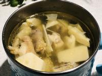 快煮鍋竹筍雞湯