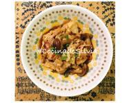 【大同電鍋】五花肉鮮菇炊飯