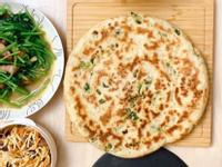 平底鍋料理|鍋煎山東大餅