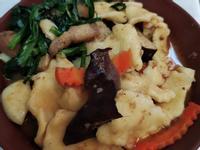 簡易麵疙瘩料理