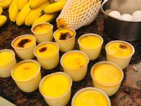 焦糖鮮奶香草雞蛋布丁(12杯-無鮮奶油)