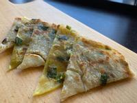 蔥油餅(原味/咖哩)