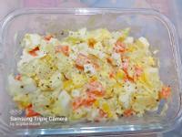 馬鈴薯蛋沙拉(電鍋版)