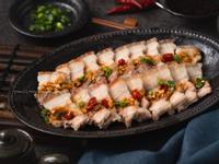 蒜泥白肉【電鍋料理】