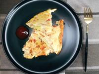 /健人料理/快速懶人料理 - 鮪魚烘蛋餅