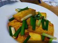 小琉球家常菜-醬燒豆腐