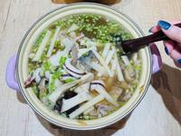 海鮮筍子 飯湯