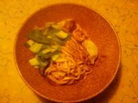 華哥哥私房料理:沙茶玉子拌麵