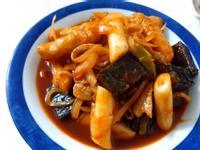 韓式辣炒年糕(簡易版)