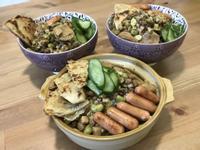 古早味素燥飯(台式蓋飯)