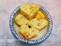 日式野菜玉子燒