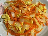 洋蔥紅蘿蔔炒蛋🧅🥕🥚