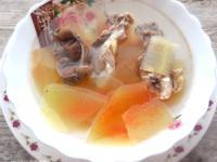 【電鍋料理】翠玉雞肉湯