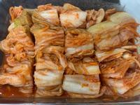 涼食 韓式泡菜*無魚露、無鹹蝦醬