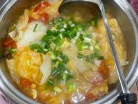 減脂👉🏻番茄香菇白菜湯🤤