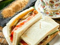 沙嗲三明治