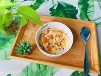 營養水果麥片優格早餐