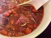 低GI養身紫薯紅豆湯