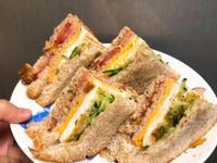 營養總匯三明治